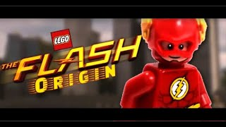 Lego The Flash Origins|S1E1
