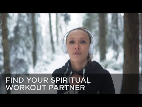 Find Your Spiritual Workout Partners