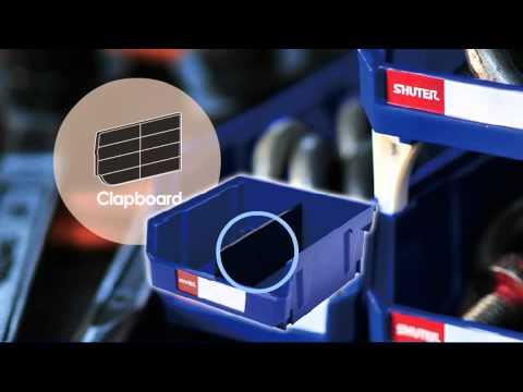 【歲末清倉超值購】 樹德 分類整理盒 HB-235 (100入) 耐衝擊 收納 置物 /工具箱/工具盒/零件盒/分類盒