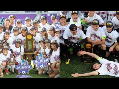 Sports Report Update: Stanford soccer dominates as men and women take home NCAA titles