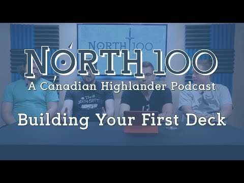 North 100 Ep02 - Building Your First Deck