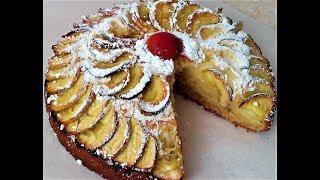 Итальянский Яблочный пирог. Потрясающе вкусный!!! Простой в приготовлении.