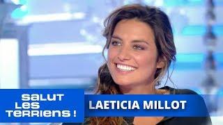 T'es au top ! Laetitia Milot - Salut les Terriens
