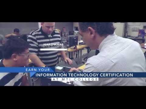 Information Technology Program - MTI College