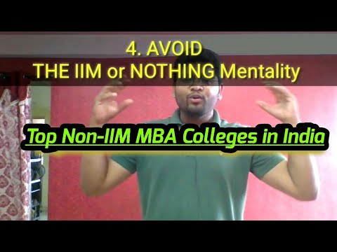 Avoid this while your CAT Preparation! || Must fill Exams Forms || Top MBA Colleges apart from IIM's