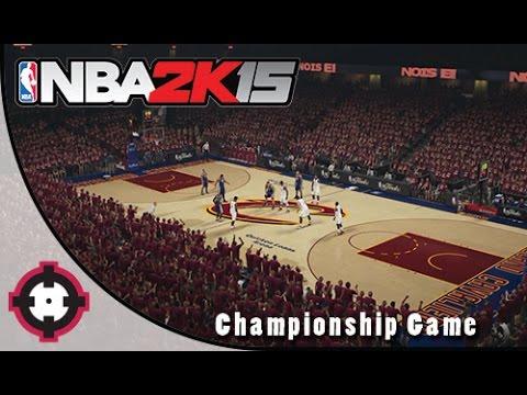 NBA 2K15 Gameplay // The Championship Game!