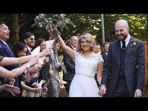 Natasha and Matthew: Wedding Film at The Pumping House in Ollerton Nottingham