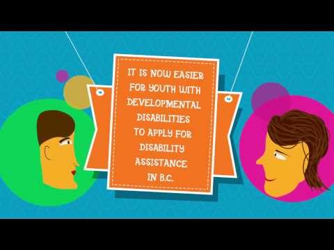 New Process To Simplify Youth Disability Assistance
