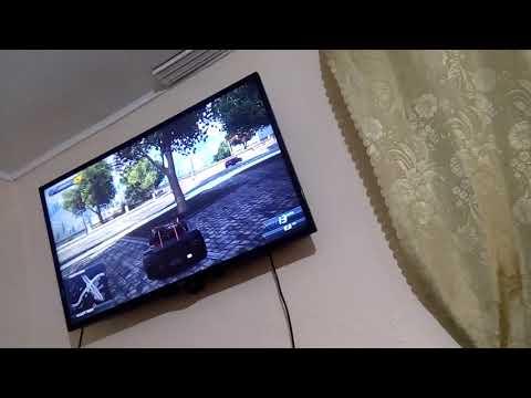 Видио про Xbox 360 играем в мост вантед