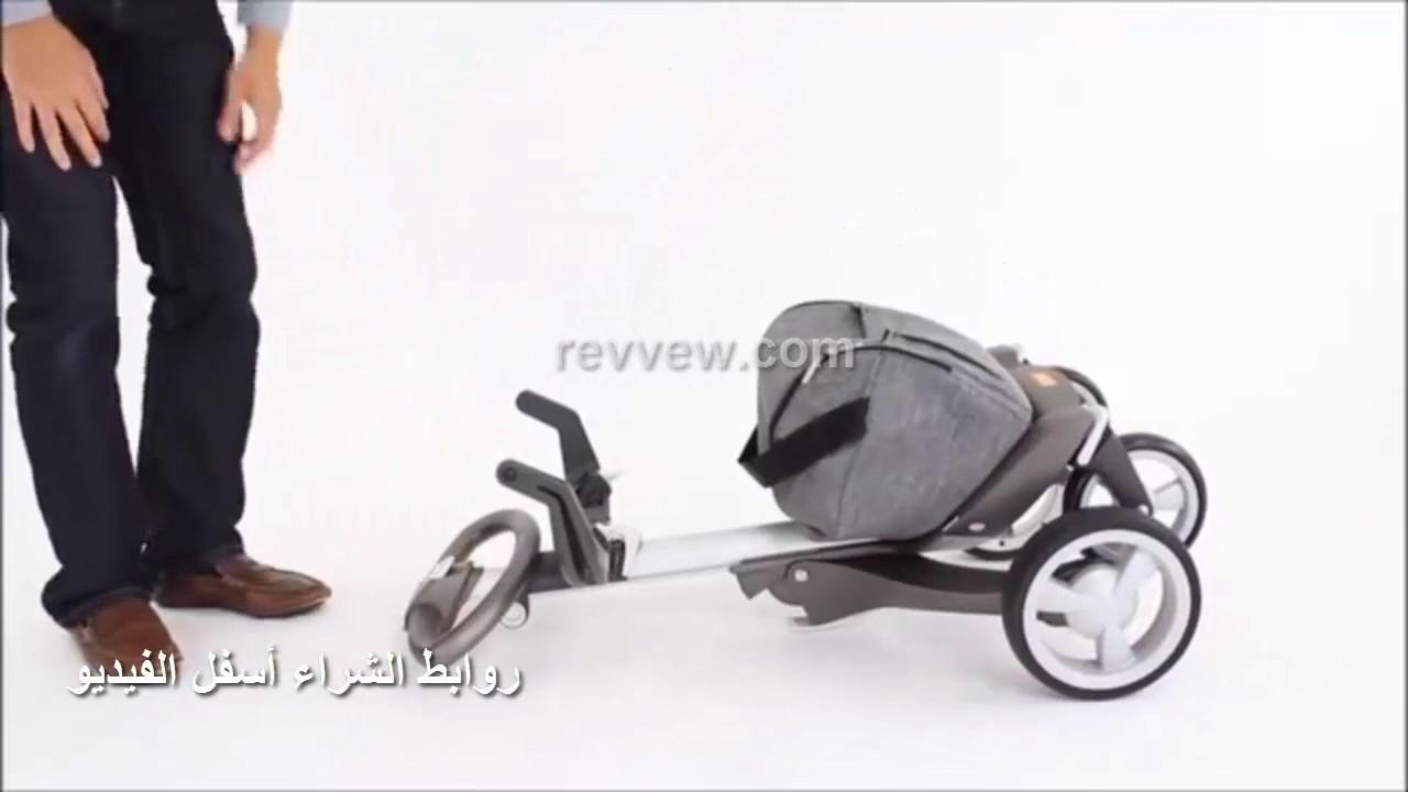 fa4245da13cdf كيفية فك و تركيب عربات اطفال اكسبلوري - YouTube