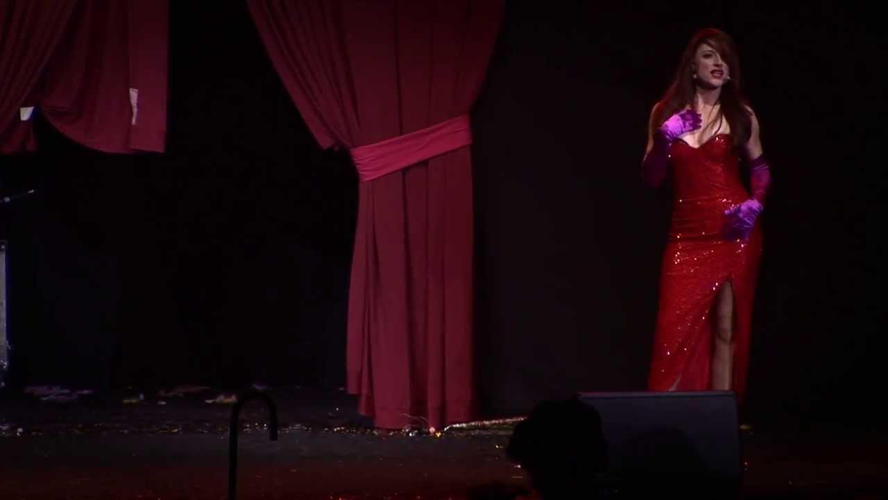 Look Alike Jessica Rabbit par Sandrine Henry (chant en ...