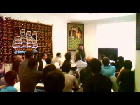 Majlis-e-Imam Hussain asws @ Hassan Jaffri's Residence Sydney