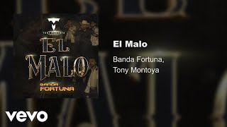 Banda Fortuna, Tony Montoya - El Malo (Audio) YouTube Videos