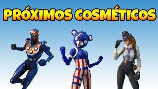 FORTNITE-UPCOMING SKINS, PICKS, BACKPACKS Y WING DELTAS