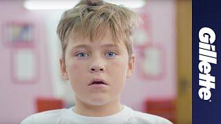 Gillette #FirstReal: Первая Стрижка | Сериал от Gillette