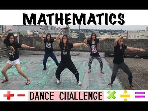 MATHEMATICS DANCE CHALLENGE | TAIWAN GROUP GIRLS
