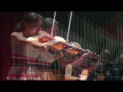 Beethoven Violin Sonatas no. 3 and 5