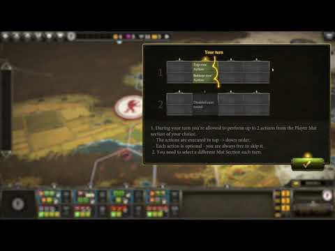 Scythe The Board Game (Digital Edition) - Tutorial (part 1/11)  