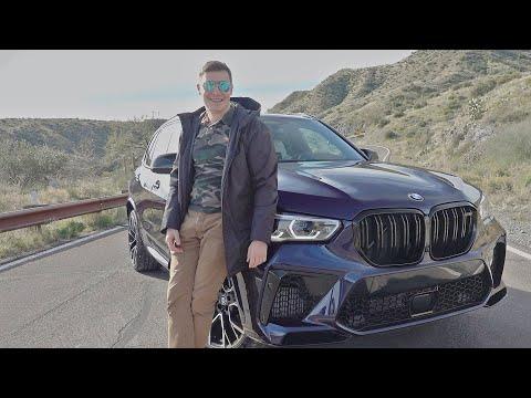 ЭТО ТОП! BMW X5 M и X6 M COMPETITION 2020! Тест-драйв и обзор заряженных 625-сильных кроссоверов БМВ