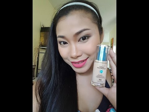 Review Cover Girl 3 in 1 Foundation #825