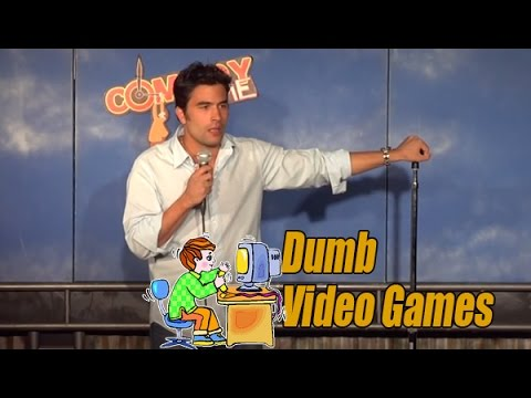 Dumb Video Games  Comedy Time