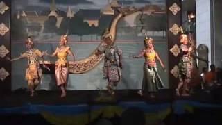 """Somapa Thai Dance Company: """"Ram Sat Chatri"""" at Union Station"""