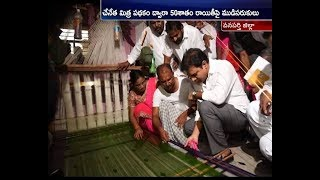 Minister KTR Visits Handloom Weavers | at Kothakota | Wanaparthy District