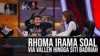 Download lagu Mata Najwa Part 3 - Panggung Rhoma Irama: Rhoma Irama Soal Via Vallen Hingga Siti Badriah