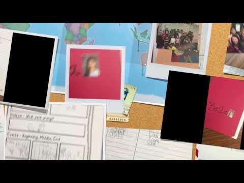 Portfolio Video ( 1st Grade Successes)