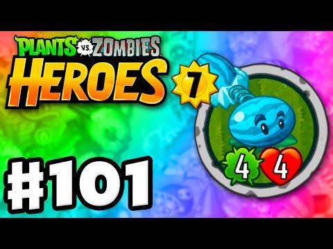 Plants vs. Zombies: Heroes - Gameplay Walkthrough Part 101 - Winter Melon Legendary! (iOS, Android)