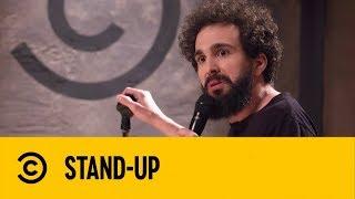 Murilo Couto foi assaltado no Rio de Janeiro - Os Melhores do Stand Up No Comedy Central