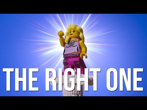 On finding 'the right one'