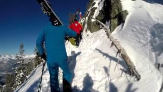 Weekend Skiing Whistler Dec 2015 - HD