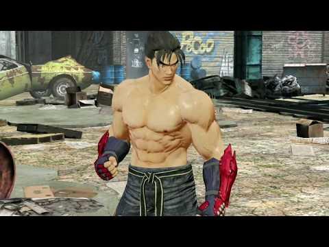 Tekken Mobile - Jin Gameplay & 0.7 Update Reviewed