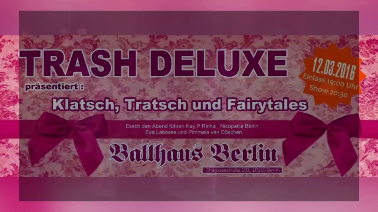 Eva LaBosse – Trash Deluxe