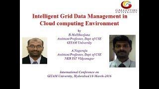 IGDM in Cloud computing