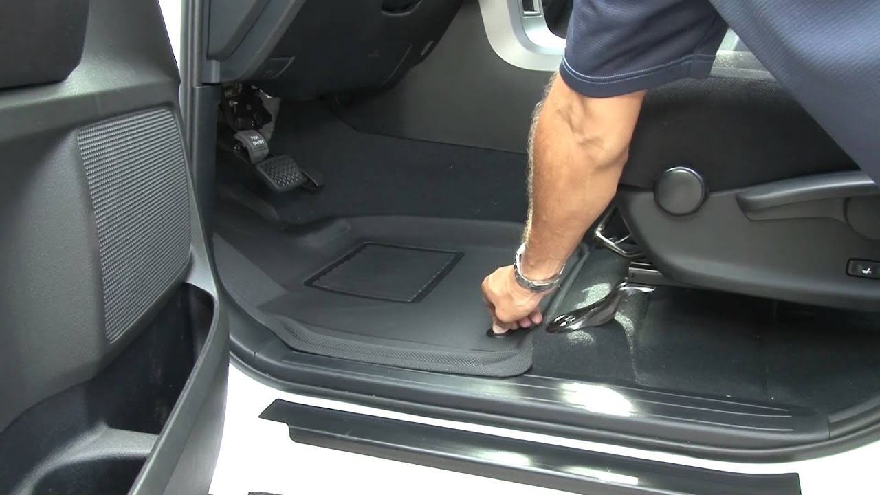 Aries 3d Floor Mats Test Youtube