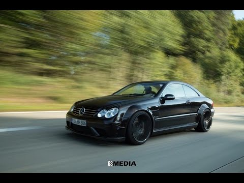 black series mercedes clk tuning carporn youtube. Black Bedroom Furniture Sets. Home Design Ideas