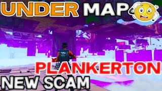 Fortnite Is Broken! Under The Map Plankerton SCAM Method! INSANE Avoid This NOW | STW