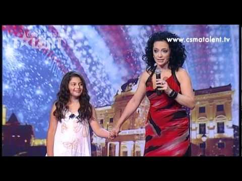 Diana Kalashová  Česko Slovensko má talent 2011
