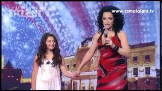 Diana Kalashová | Česko Slovensko má talent 2011