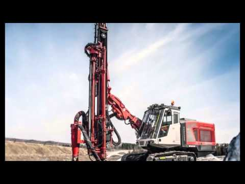 Sandvik offers unique tailored services for the mining industry