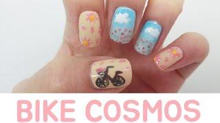 ENG) 코스모스 자전거 네일 Cosmos Bike N…