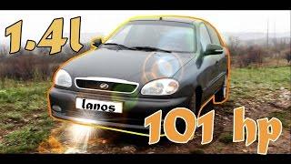 ЗАЗ Lanos - 1.4 101 л.с. НА АКПП!!!