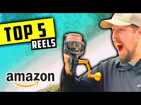 Top 5 Surf Fishing Reels On Amazon In 2020