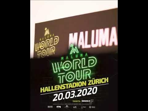 Maluma Tour 2020.Maluma World Tour 2020 Zurich 11 11 Suiza