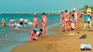 Пляжи Анталийского Побережья. Турция, Белек. Девушки на Пляже Приколы