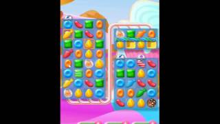 Candy Crush Jelly Saga Level 154 - NO BOOSTERS