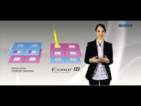 Technik Guide - Sony Exmor R Cmos Sensor