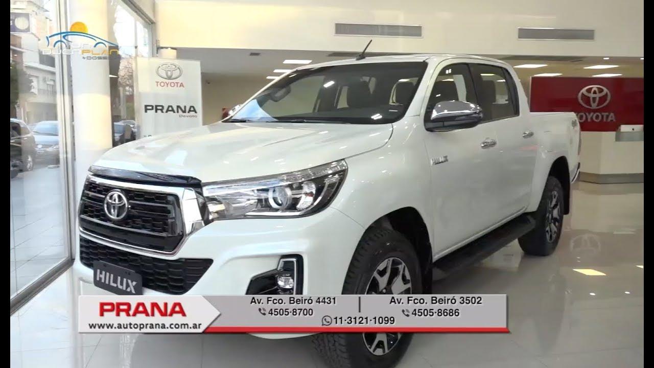 Toyota hilux 2020 precio chile
